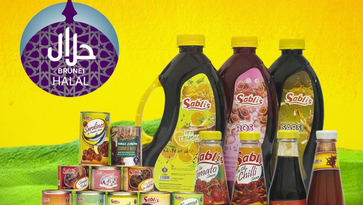 Sabli's Food Come Out With New Product Packaging.