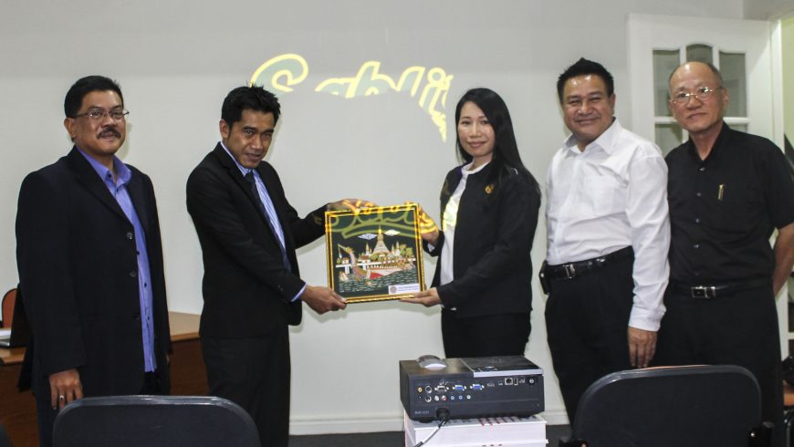 Thailand Business to Business Networking & Private Visit at Sabli Food Industries (Brunei -Thailand)