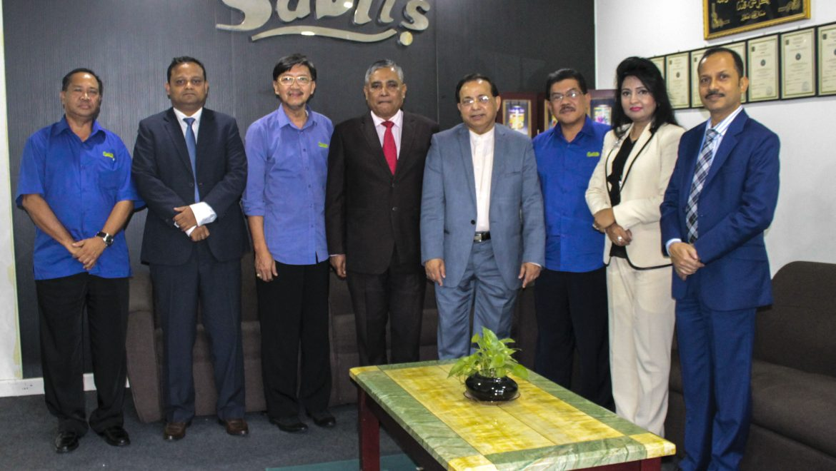 THE FBCCI BUSINESS DELEGATION TO BRUNEI DARUSSALAM