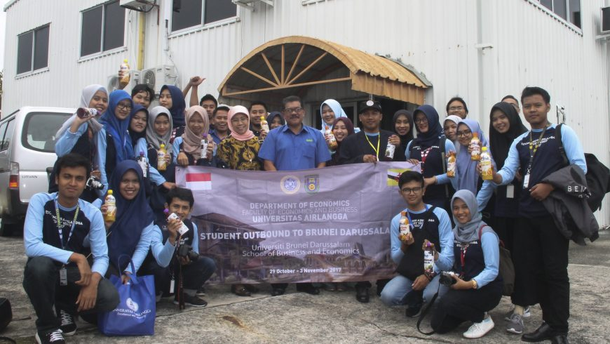 VISIT FROM UNIVERSITY OF AIRLANGGA, INDONESIA