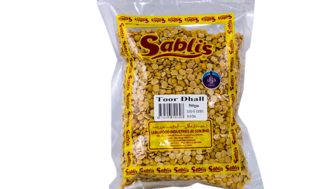 Toor Dhall 500gm